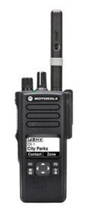 Портативные радиостанции DP4600e/DP4601e