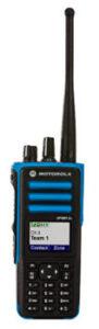 Портативная радиостанция ATEX DP4801 Ex