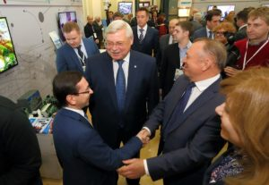 Генеральный директор «Элком+» представил Радиус-IP в Торгово-промышленной палате России