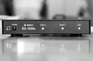 Обновление программного обеспечения для RG-1000e: версия R2.2.0