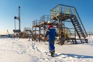 Харьягинское нефтяное месторождение